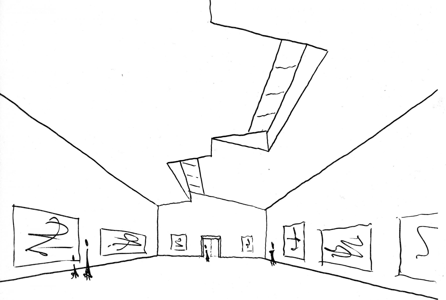 The-Garage-CCC-Moscow-Russia-Art-gallery-centre-contemporary-culture-modern-Daria-Zhukova-Jamie-Fobert-Architects-exhibition-sketch2