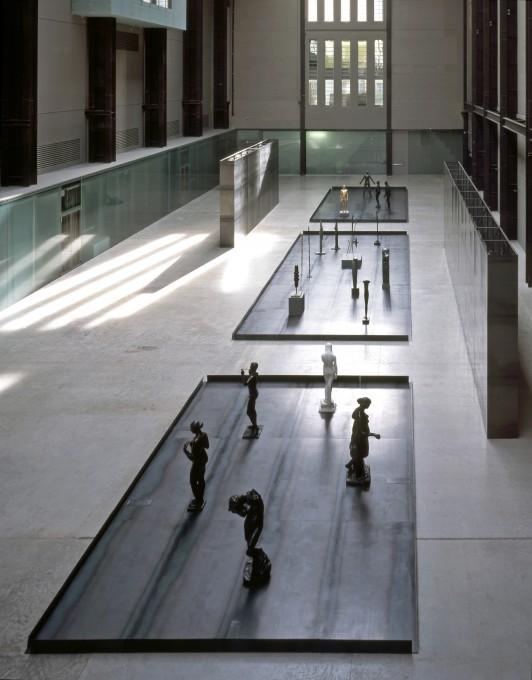 Upright-Figure-Tate-Britain-London-design-exhibition-Jamie-Fobert-Architects-Turbine-Hall-2