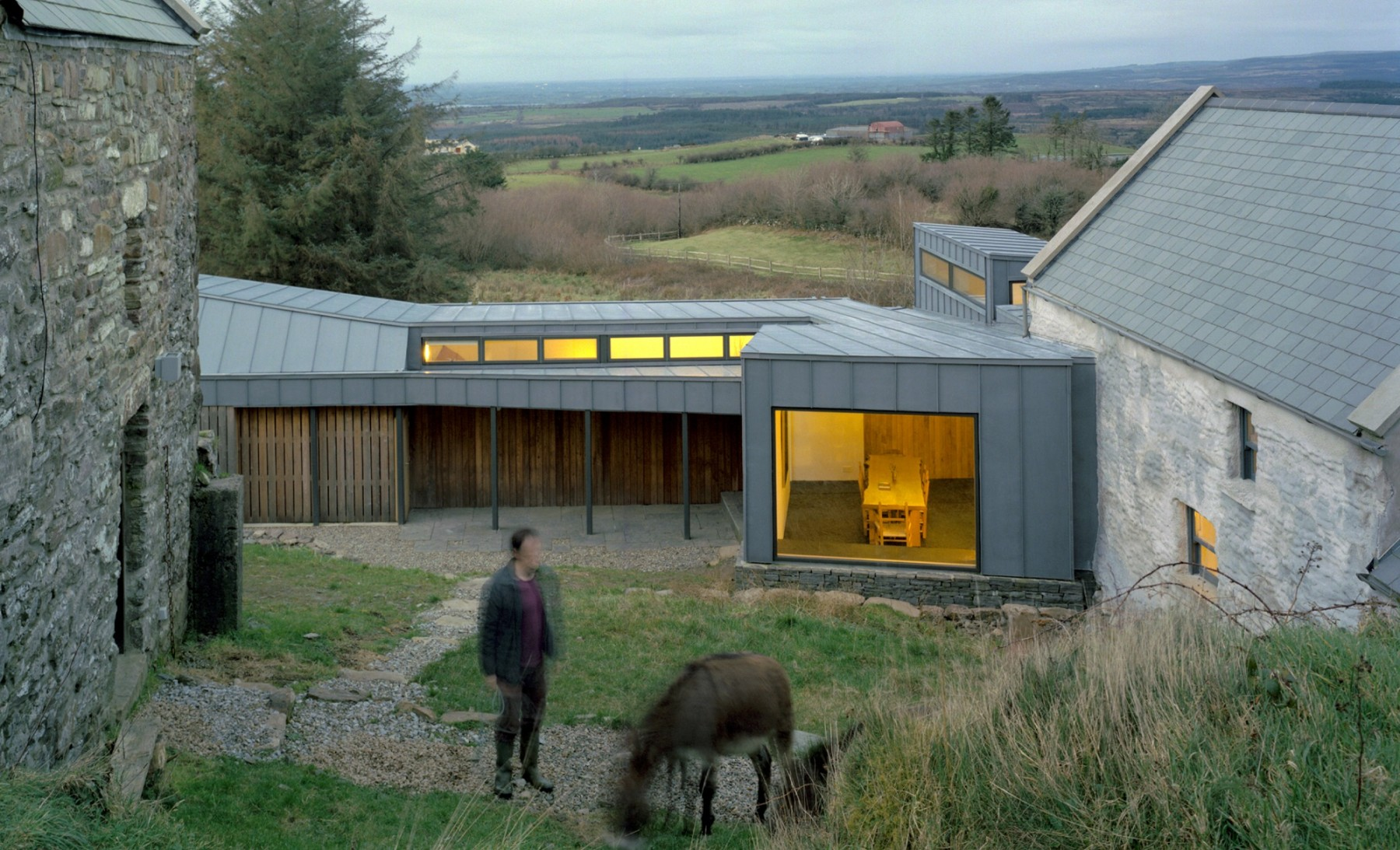 FaHa-Farm-house-barn-County-Clare-Ireland-residential-home-rural-timber-zinc-Jamie-Fobert-Architects-homepage-1