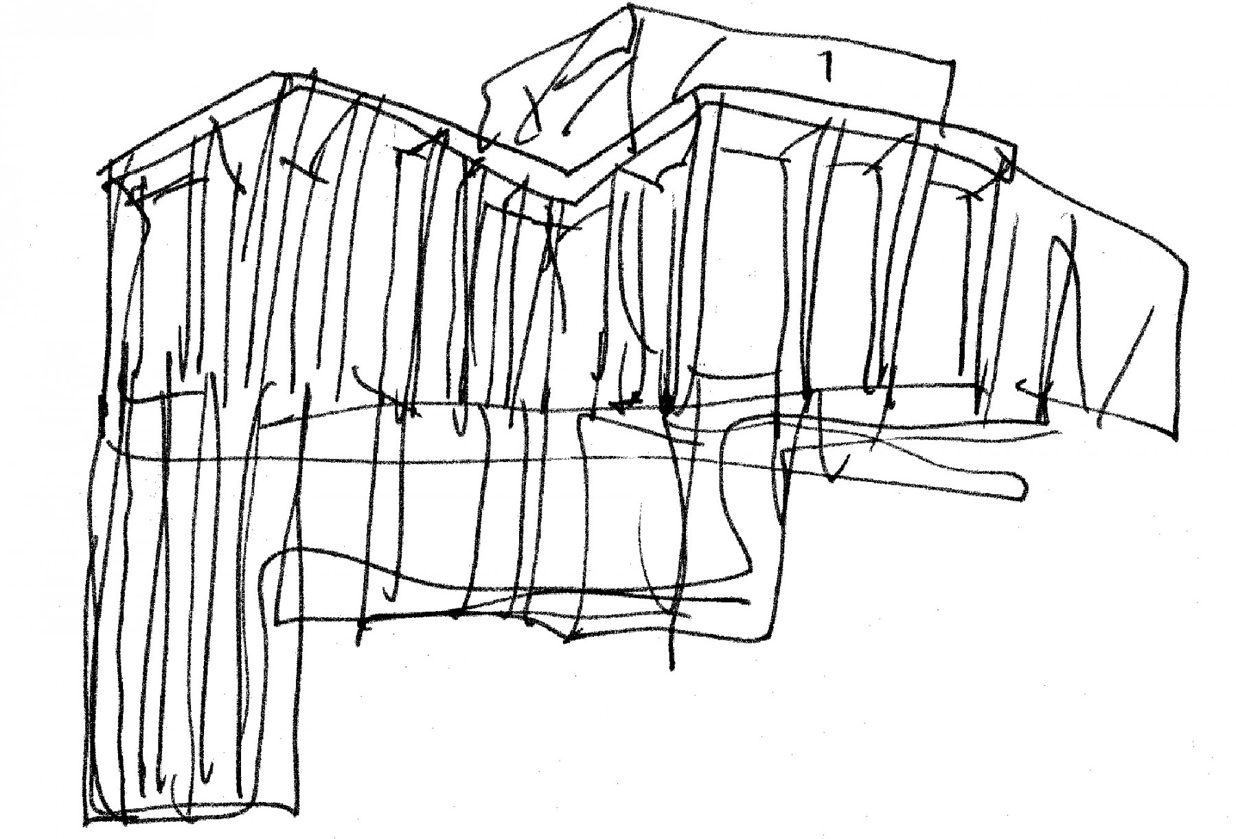 Jamie-Fobert-Architects-extension-to-Tate-St-Ives-sketch-rooftop-pavilion