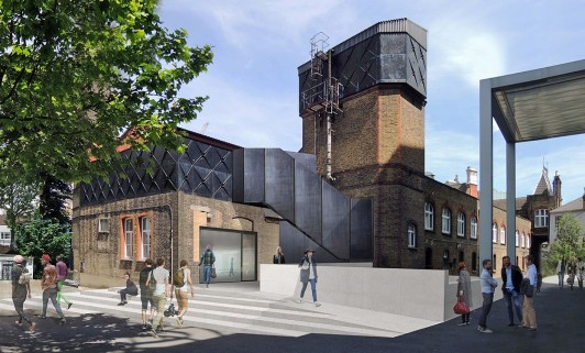 Goldsmiths-competition-gallery-London-contemporary-art-short-list-Jamie-Fobert-architects-humb