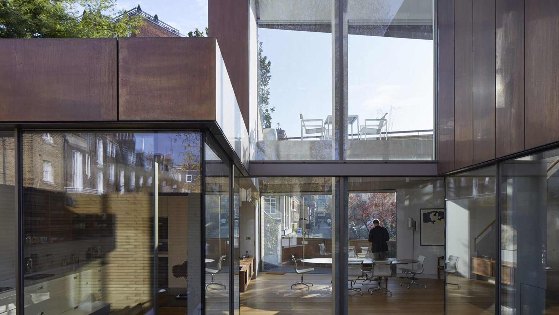 Levring-House-interior -Dennis-Gilbert -Doughty-Mews -Architectural-review