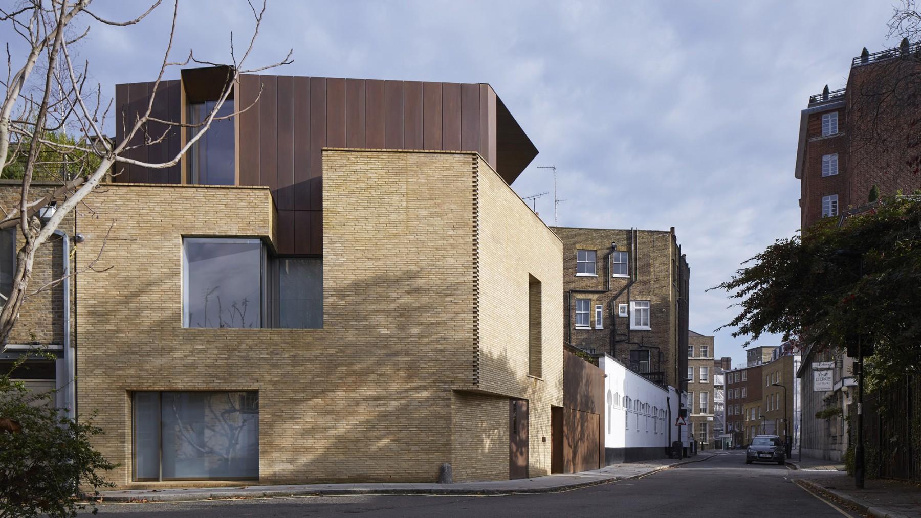 2015-RIBA-London-Awards- Levring-House- residential-architectural-award-winner- Jamie-Fobert- Dennis-Gilbert