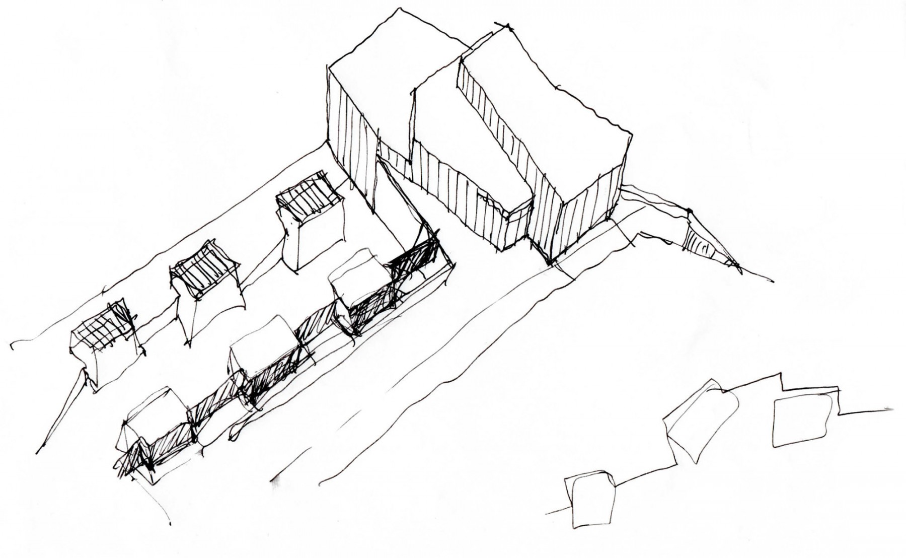 Jamie-Fobert-Architects-extension-to-Tate-St-Ives-sketch-rooftop-terraces