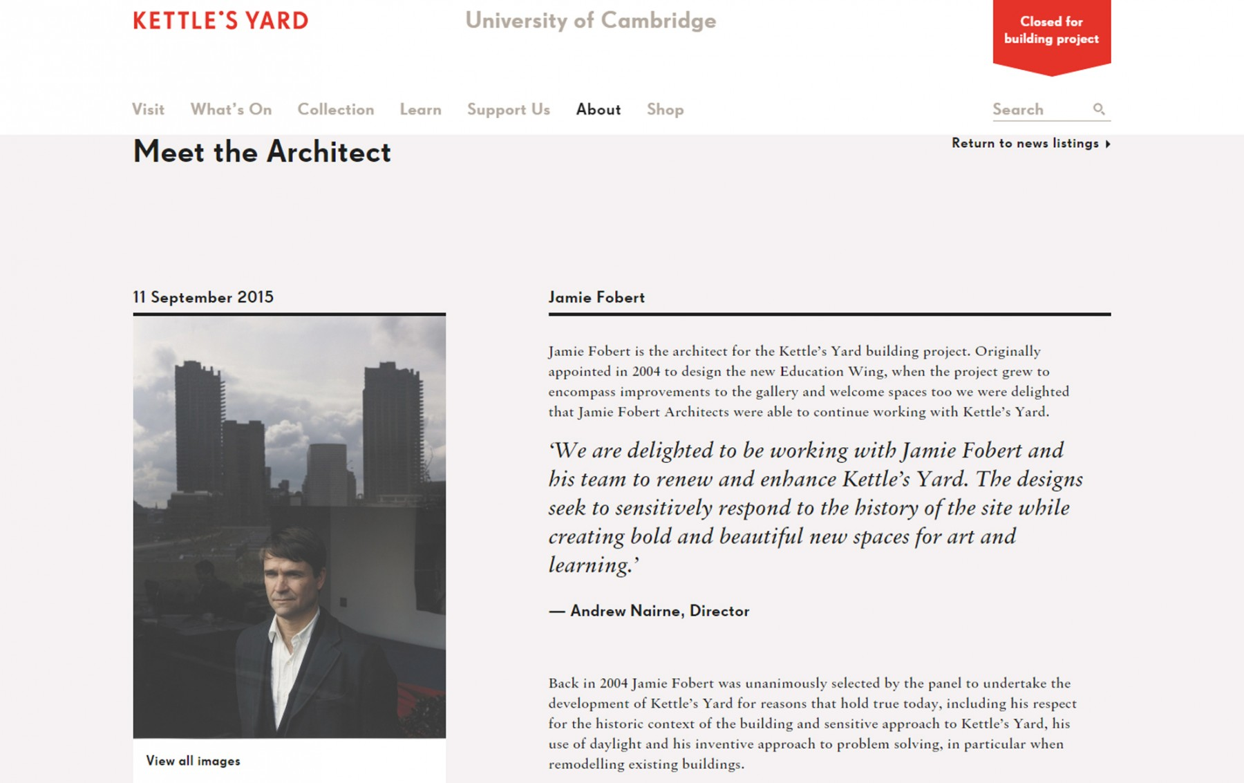 Jamie-Fobert-Architects- Kettles-Yard-Gallery-Cambridge- Meet-the-Architect- gallery-museum-extension