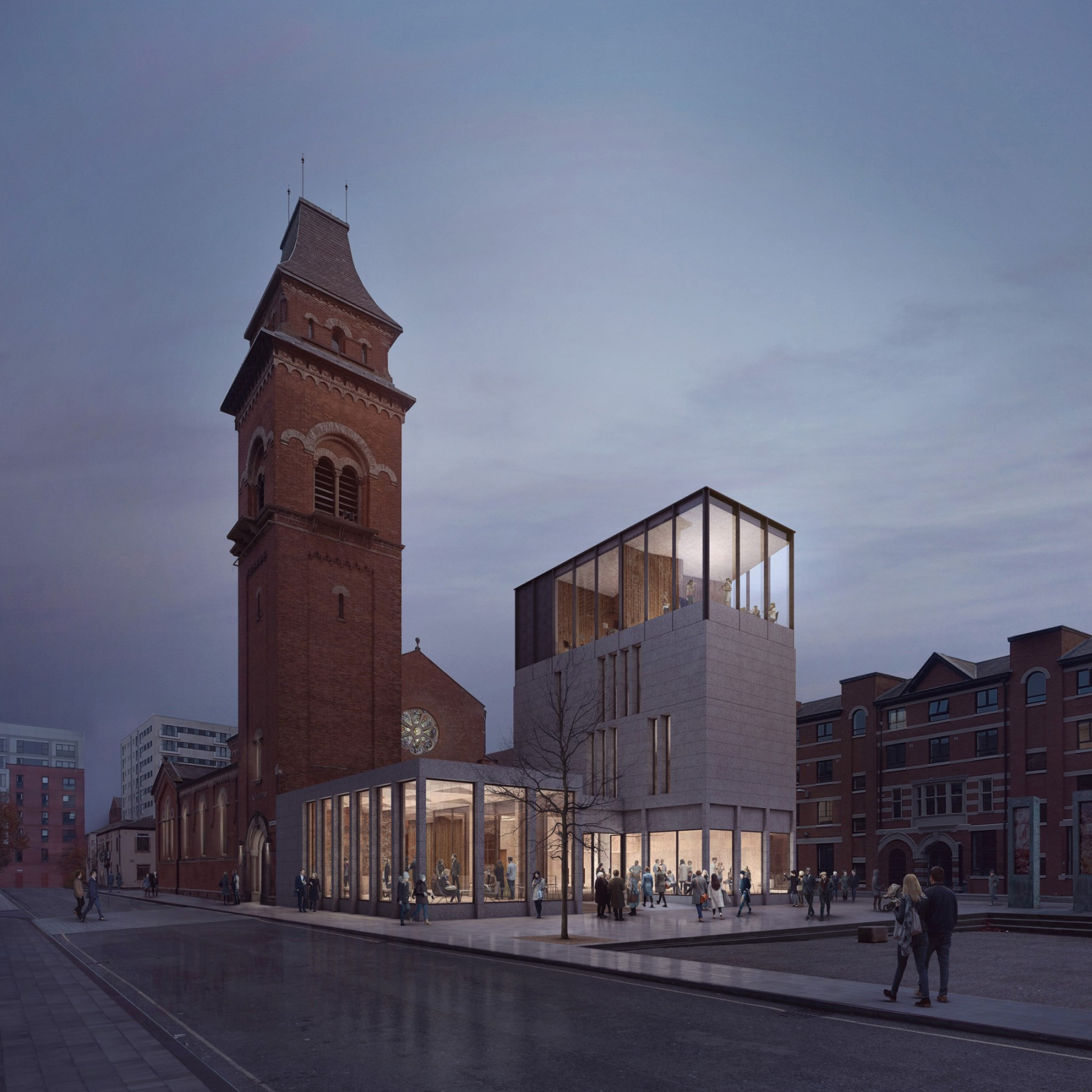 Jamie-Fobert-Architects-RIBA-Competition-shortlist-halle-st-peters-external-view cutting-room-square
