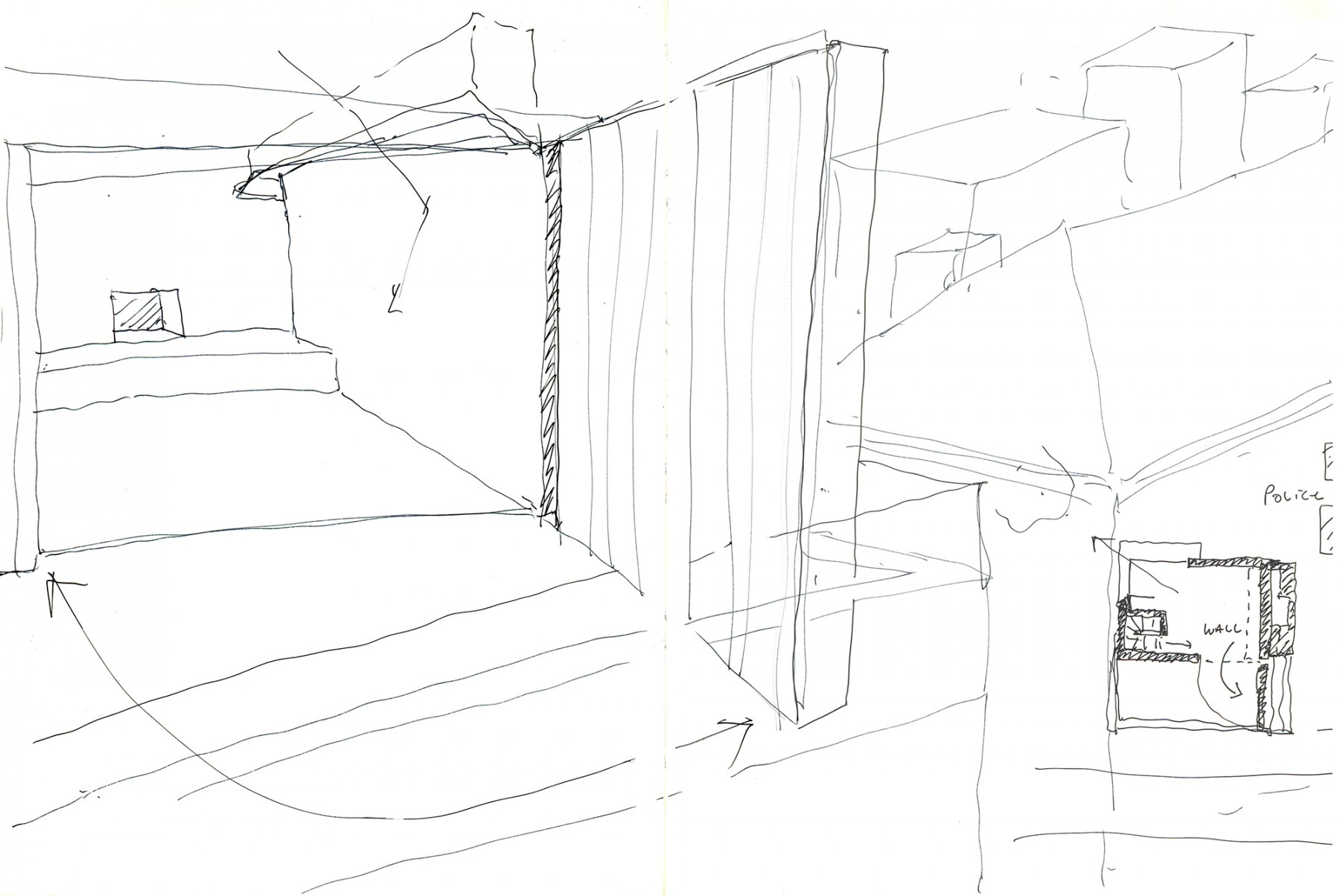 Jamie-Fobert-Architects-Grosz-House-Downshire-Hill-Sketches-Door