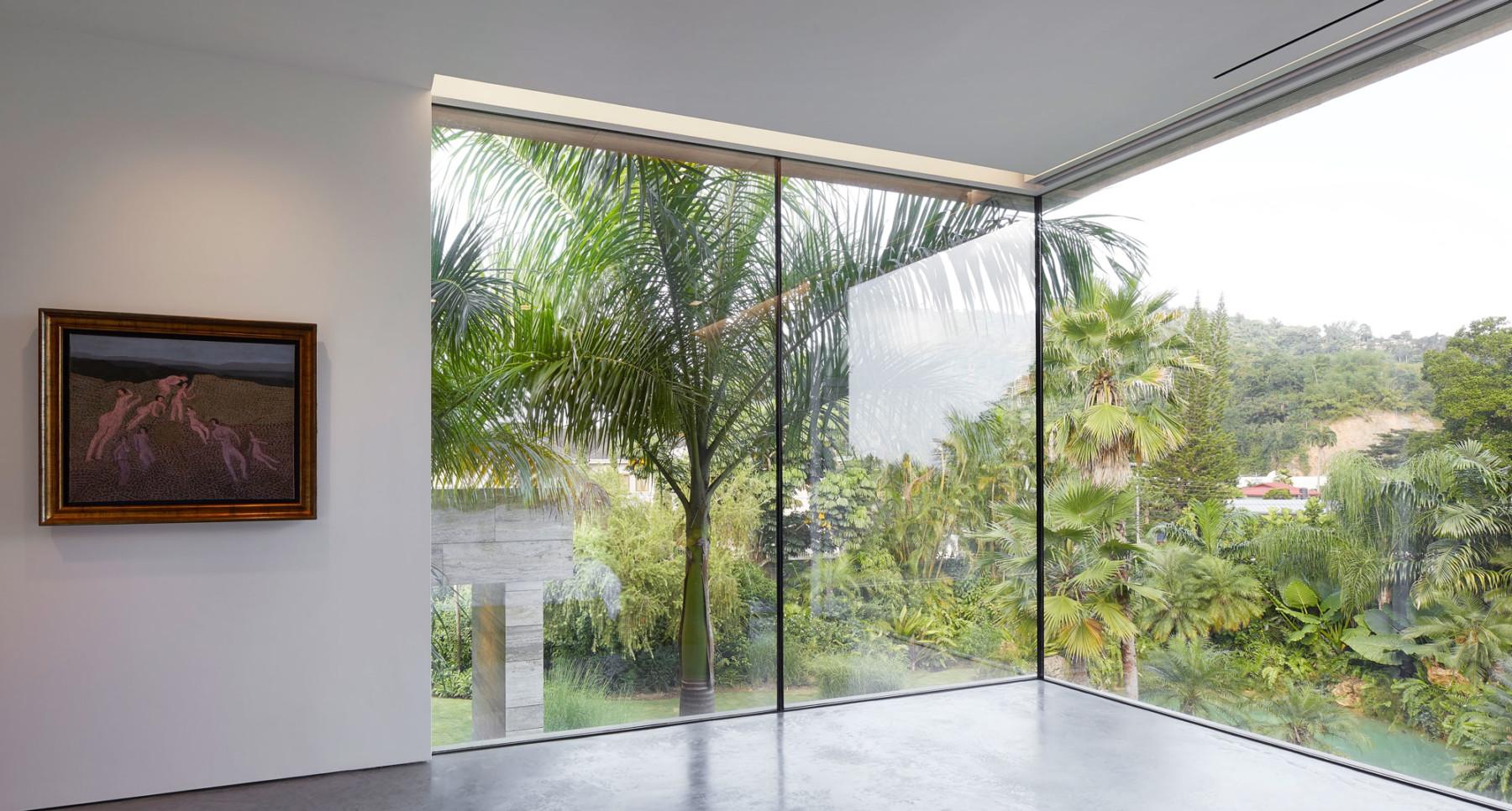 Jamie-Fobert-Architects travertine-house Port-of-Spain Trinidad Hufton+Crow 009
