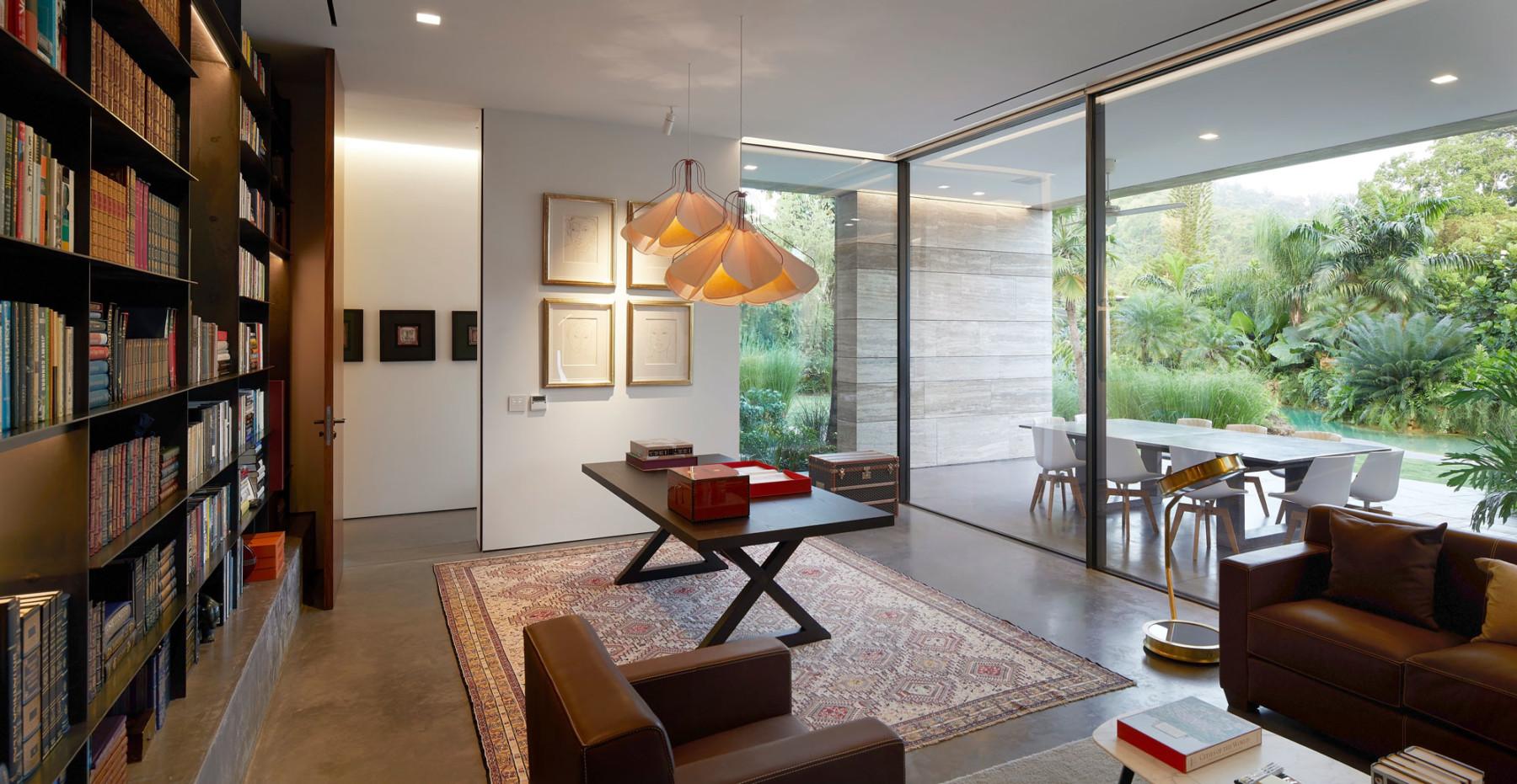Jamie-Fobert-Architects travertine-house Port-of-Spain Trinidad Hufton+Crow 024