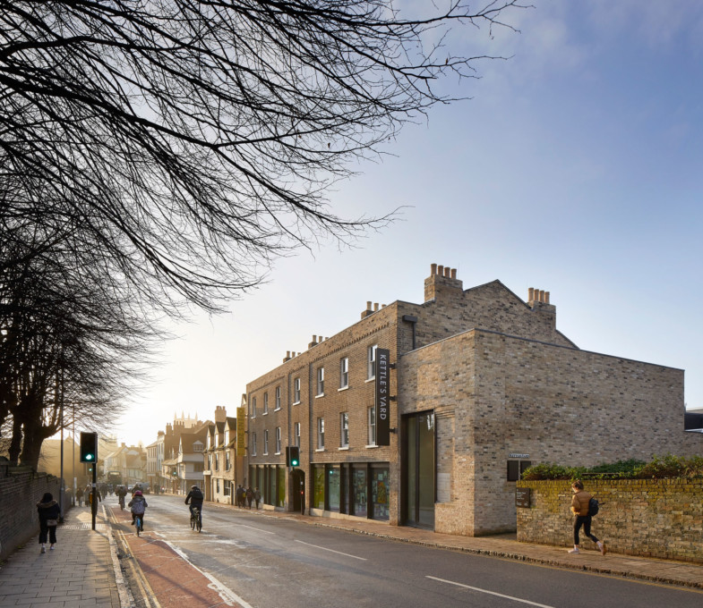 Jamie-Fobert-Architects Kettle's-Yard Cambridge Hufton+Crow 001