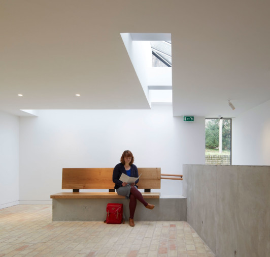 Jamie-Fobert-Architects Kettle's-Yard Cambridge Hufton+Crow 023