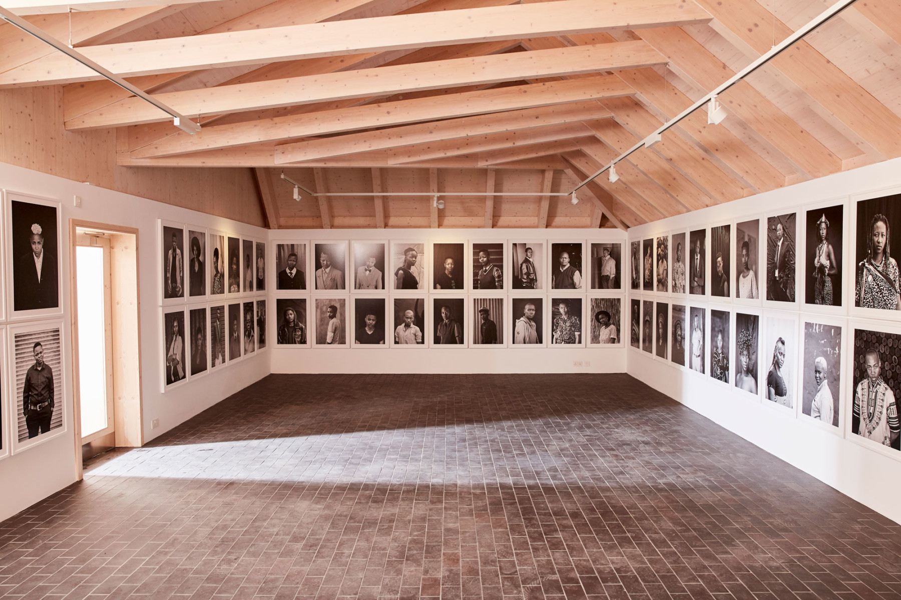 Alun-Callender Charleston barns exhibition-Centre-jamie-fobert-architects