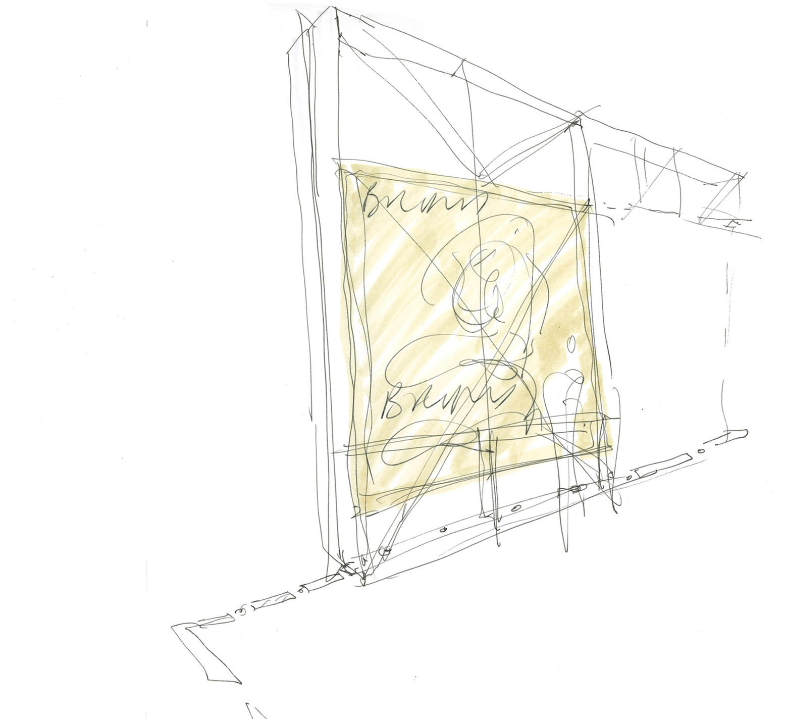 Jamie-fobert-architects-selfridges-menswear-retail-concept-sketch