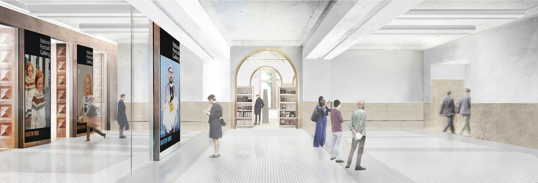 Jamie-Fobert-Architects visualisation-of-the-new-entrance-hall,-looking-towards-the-new-shop1