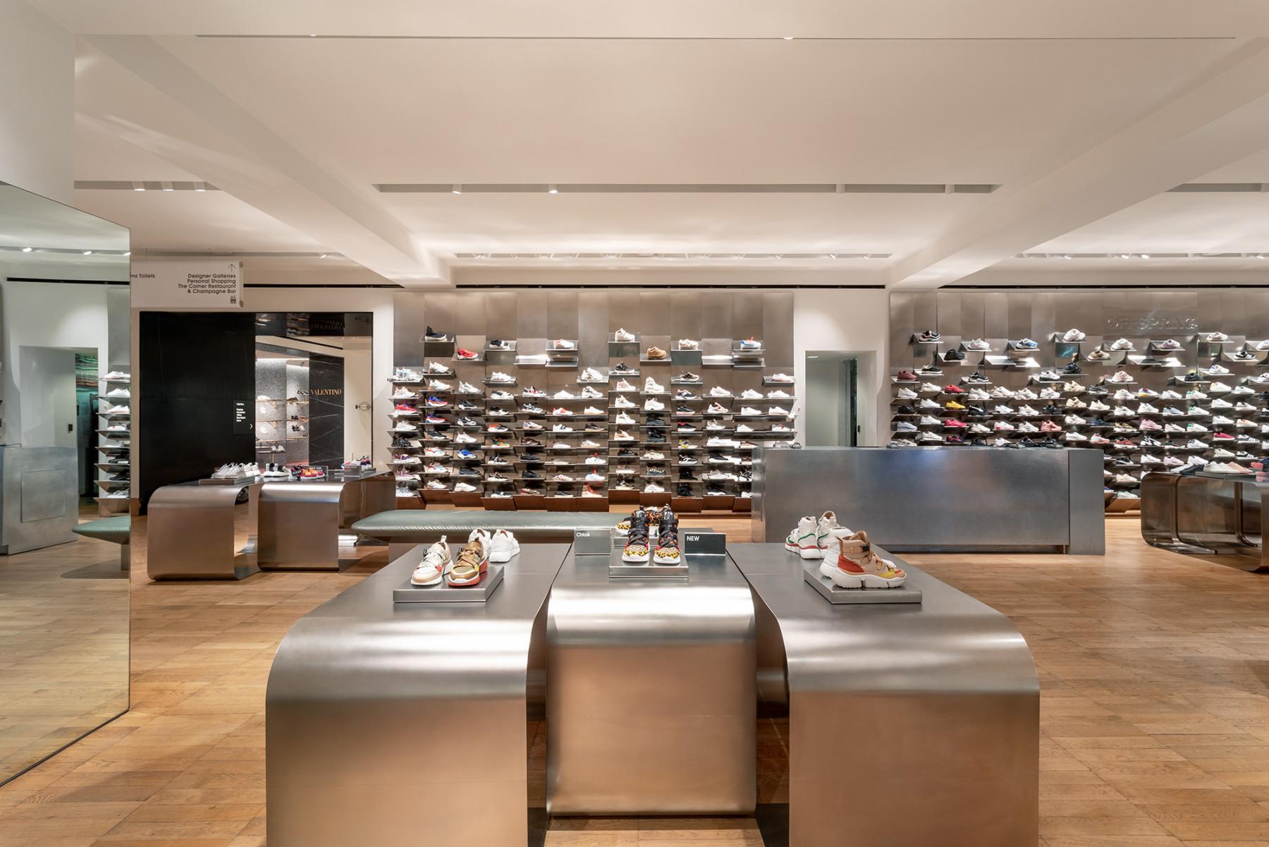 Womens Shoe Galleries, Selfridges