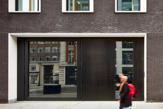 Pace-gallery-hanover-square-jamie-fobert-architects-exterior