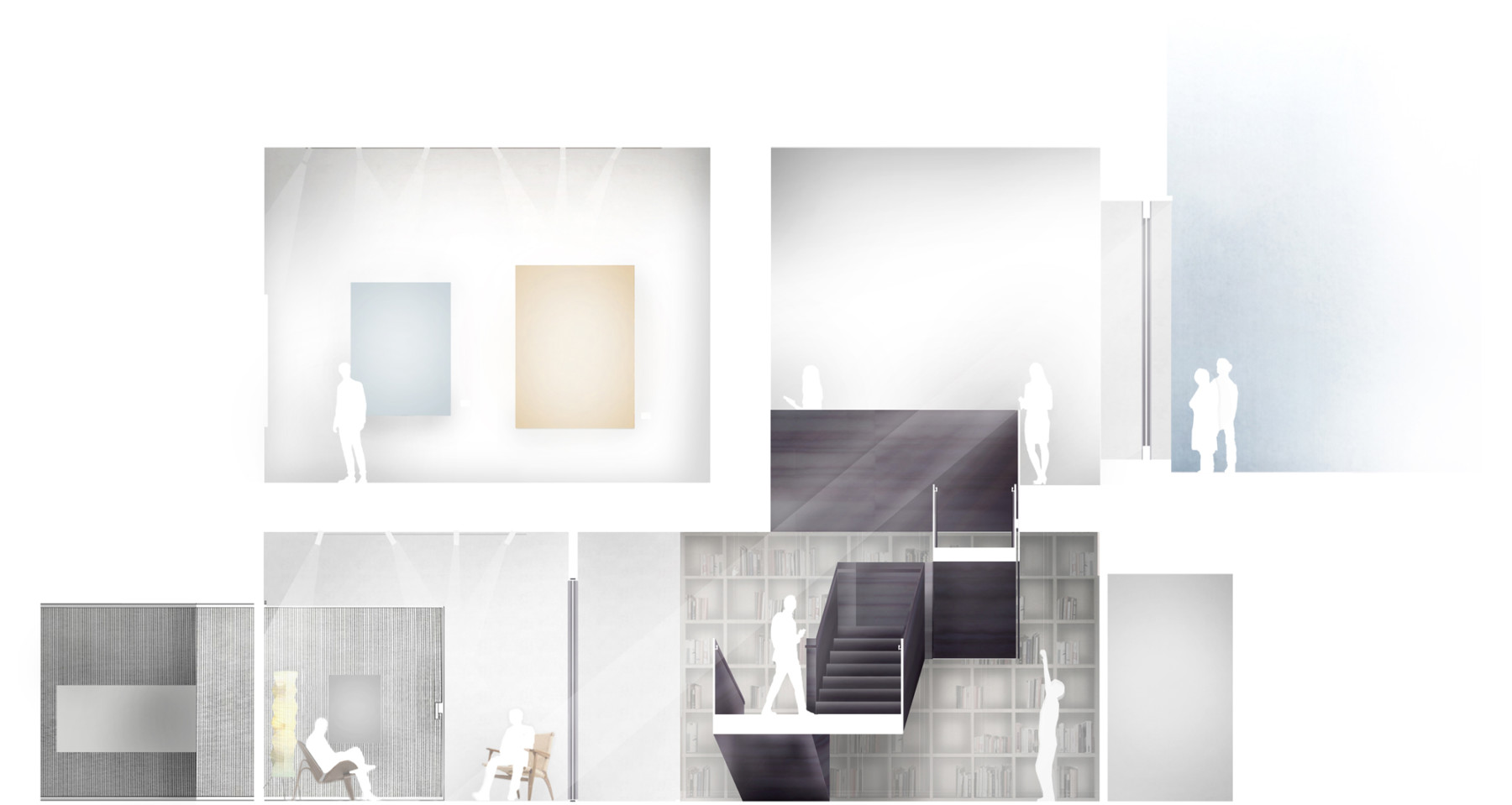 Pace-gallery-hanover-square-jamie-fobert-architects-short-section